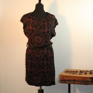Antik Batik Sheath Dress